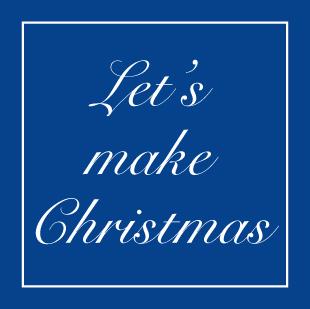 Let's make Christmas