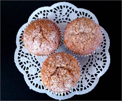 Anzac muffins apricot cinnamon